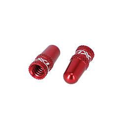 Ковпачок для камери XLC, PV, червоний
