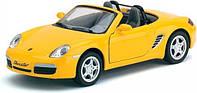 """Машина металлическая """"Kinsmart"""" """"Porsche Boxster S KT5302W"""