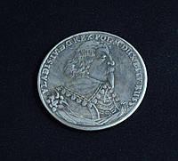 Талер 1636г Польша Владислав IV копия в серебре №568 копия