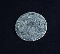Талер 1624г Польша Торунь пробная копия в серебре №578 копия