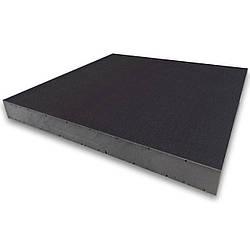 Сендвіч-панель ПВХ 1310х3000мм Антрацит, 36, 1,5 ПВХ ламінація / 1,5 ПВХ ламінація