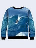 Чоловічий Світшот Океан, фото 2