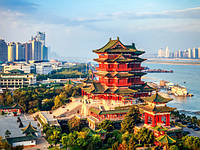 "Экскурсионный тур в Китай ""Пекин–Сиань–Шанхай–Сучжоу–Шанхай"" на 10 дней / 9 ночей"