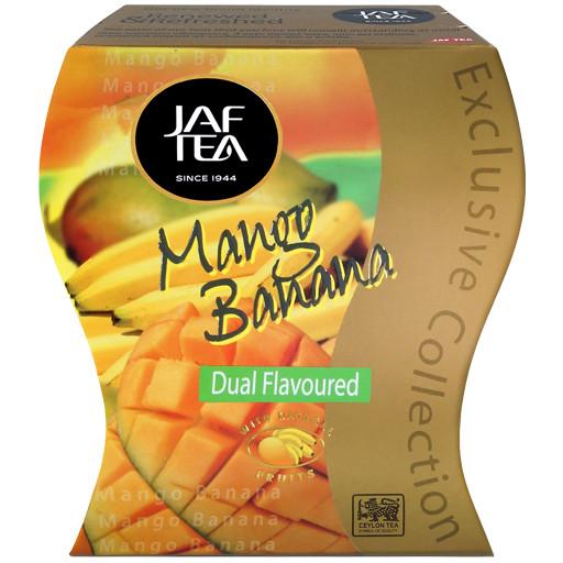 Чай чёрный Jaf Mango Banana Манго/Банан 100 г.
