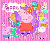 Расширение ассортимента скатертей, свинка пеппа, миньёны и прочие фавориты детских праздников