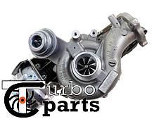 Оригінальна турбіна Nissan NV300 1.6 dCi Biturbo від 2016 р.в. - 883861-0001, 821942-0011, 821942-0010