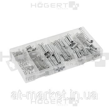 Набор пружин, 200 шт. HOEGERT HT8G514