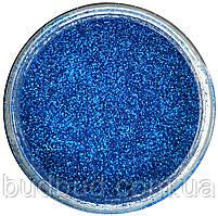 Гліттер Блакитний 60г Декоративні блискітки Aurum