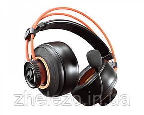Гарнитура Cougar Immersa Pro Ti Black/Orange, фото 2