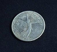 5 злотых 1932г Польская республика Ника копия в серебре №597 копия