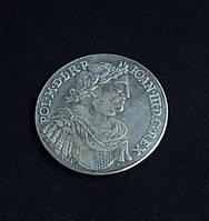 Талер Польши Ян 3 Собесский копия серебряной монеты №598 копия