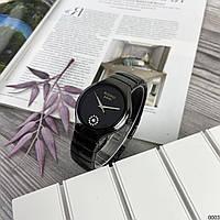 Наручные часы Радо Rado Jubile Battery  Black/Black-Silver Керамические наручные часы черные