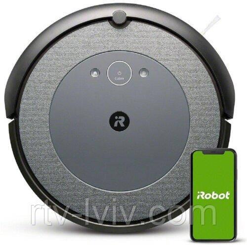 Пилосос автоматичний  (робот) iRobot Roomba i3