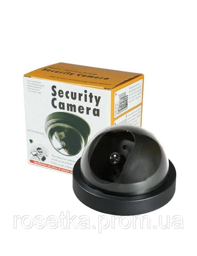 "Видеокамера муляж ""шар"" ― обманка, Fake Security Camera"