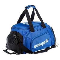 Сумка-рюкзак Europaw сине-черная