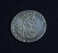 1 талер 1685 г Польша Ян 3 Собесский копия серебряной монеты №609 копия