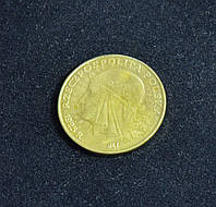 20 злотых 1925 г Польша Речь Посполита копия золотой монеты №616 копия