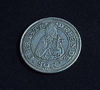 Монета-Медаль 1577 г Польша Иисус ХРИСТОС  золото №617 копия