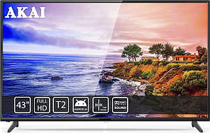 Телевізор LED AKAI UA43FHD19T2S
