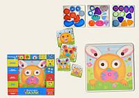Мозаика-пазлы Развивающая мозаика для детей
