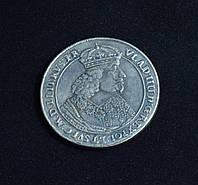 Талер 1648 г Польша Владислав 4 Ваза  в серебре №619 копия