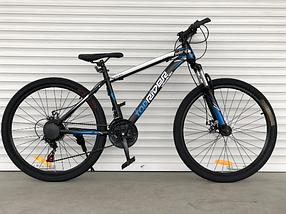 """Гірський Велосипед TopRider 24 дюймів""""611"""" синій"""