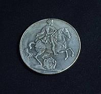 Талер 1711 г Курфюрст Фридрих Август I (август дер Старк ) копия в серебре №622 копия
