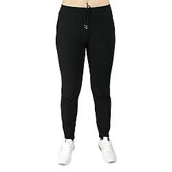 Спортивні штани жіночі Чорні Метелик SPS-2-SM (S, S/M, M)