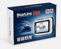 Диалоговая автосигнализация Starline E90 (Старлайн)
