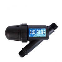 """Фільтр сітчастий з зовнішньою різьбою 3/4"""", пропускна здатність 5 м3/год, ступінь очищення 120 мкм"""
