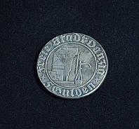 5 гульден 1932 г Польша Данциг  в серебре №633 копия