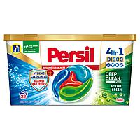 Чотирьох компонентні універсальні капсули для прання Persil Discs 4in1 22 шт.