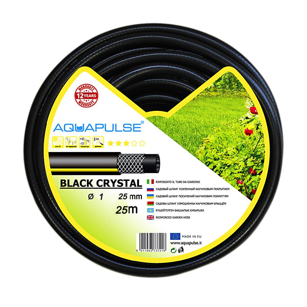 """Шланг поливальний BLACK CRISTAL 1"""" 25 м"""