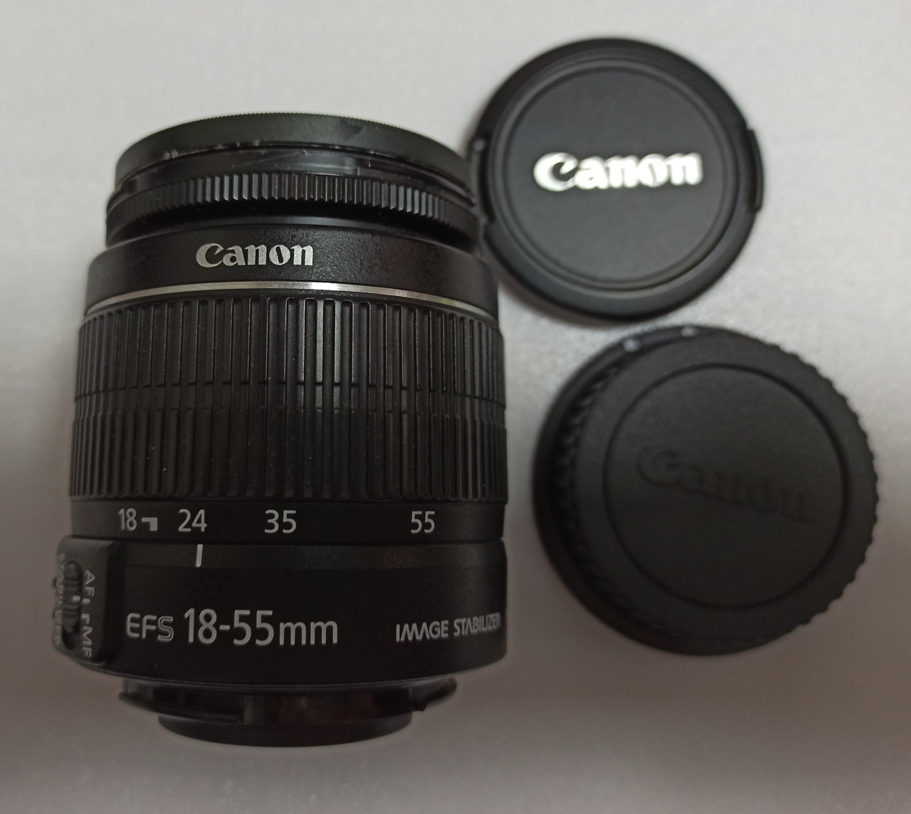 Об'єктив Canon EF-S 18-55mm 1:3.5-5.6 IS II друге покоління