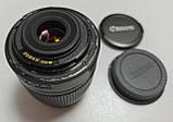 Об'єктив Canon EF-S 18-55mm 1:3.5-5.6 IS II друге покоління, фото 3