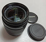 Об'єктив Canon EF-S 18-55mm 1:3.5-5.6 IS II друге покоління, фото 2