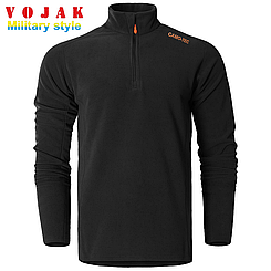 Толстовка - пуловер HAWK COOLTOUCH Black/Orange