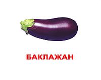 """Карточки большие русские с фактами """"Овощи"""" 20 шт 095139"""