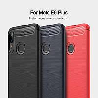 TPU чехол Urban для Motorola Moto E6 Plus