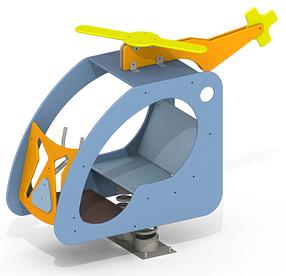 Гойдалки і гойдалки «Вертолетік» K34