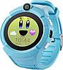 Дитячі розумні годинник з GPS Smart baby watch Q610S Blue, фото 5