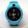 Дитячі розумні годинник з GPS Smart baby watch Q610S Blue, фото 6