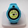 Дитячі розумні годинник з GPS Smart baby watch Q610S Blue, фото 7