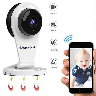 Wifi мини камера беспроводная Vstarcam G96, 1 Мп, HD 720P, SD карты до 128 Гб