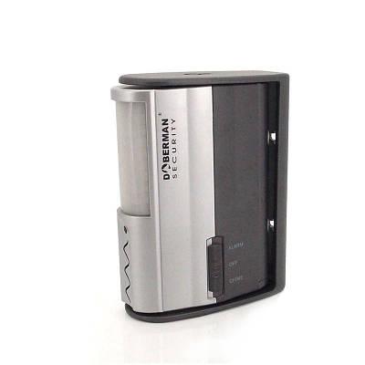 Автономный датчик движения со встроенной сиреной 100 дБ Doberman Security SE-0104, регулируемый