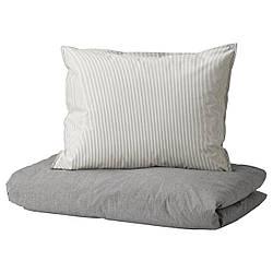 Комплект постільної білизни IKEA 200x200 BLÅVINDA (203.280.49)