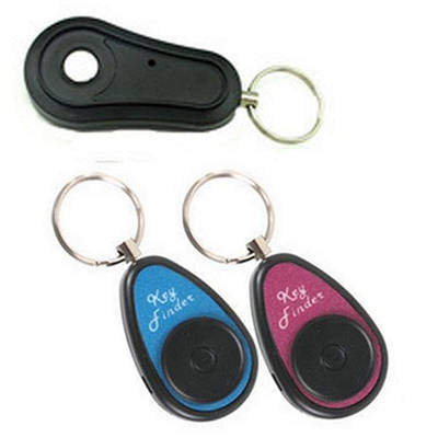 Брелок для поиска ключей и предметов антипотеряшка Key Finder F620, с 2-мя маячками