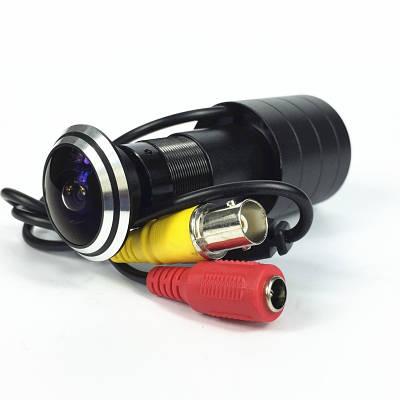 Камера в глазок двери - видеоглазок Shrxy RX700BT, аналоговая, 700 ТВЛ, угол обзора 120 градусов