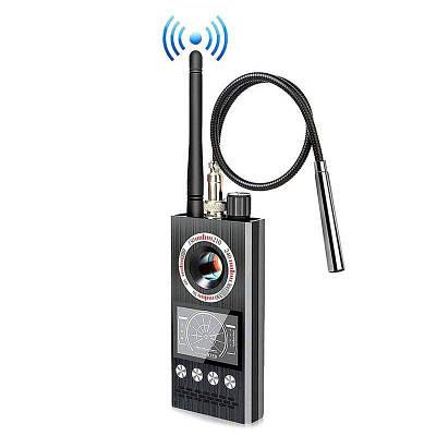 Детектор жучков, индикатор прослушки, устройство для обнаружения скрытых камер Protect K-68