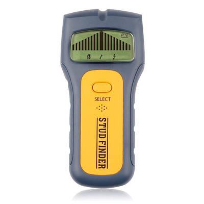 Индикатор скрытой проводки и металла с LCD экраном Stud Finder C1390